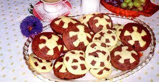 Biscuiti mozaic