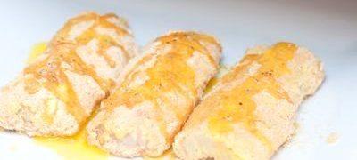 Cod caramelizat