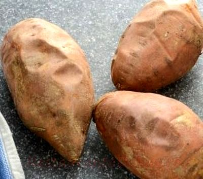 Cartofi dulci-acrisori