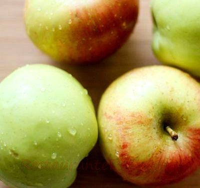 Budincă de mere si banane