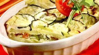 Musaca vegetariana