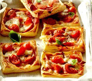 Pizza cu şuncă