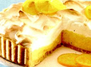 Prăjitură cu lămaie si zahar vanilat