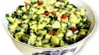 Salata orientala cu peste