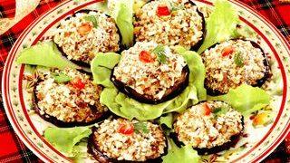 Vinete umplute cu quinoa