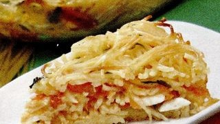 Budinca de spaghete