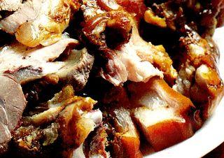 Carne in untura