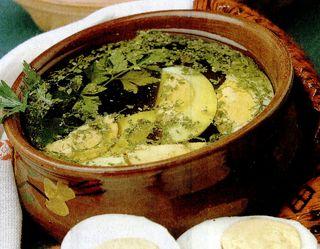 Ciorba de miel cu oua