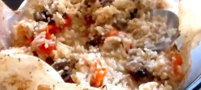 Mancare de orez rapida
