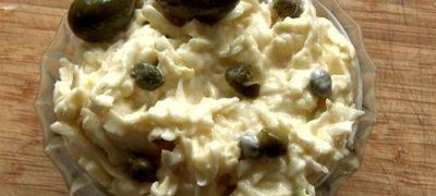 Salata de telina si masline