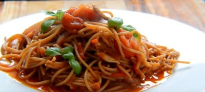 Cum_se_prepara_Spaghete_cu_carne_de_pui