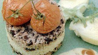 Cuscus cu anghinare