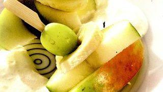 Frigarui exotice cu fructe