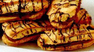 Fursecuri cu rom si cacao