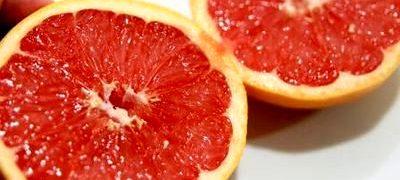 Inghetata de suc de grepfruit