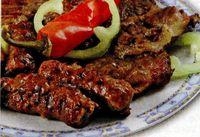 Mititei din carne de vanat