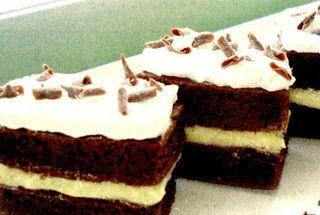 Prăjitură cu cacao şi cafea