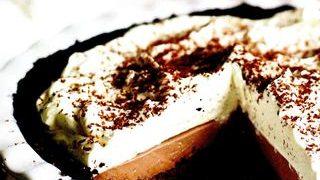 Prajitura cu ciocolata in patru straturi