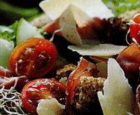 Salata de jambon cu trufe