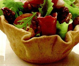 Salată cu piept de raţă