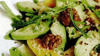 Salata cu rucola si avocado