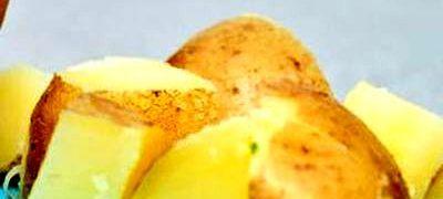 Salata de cartofi cu andive