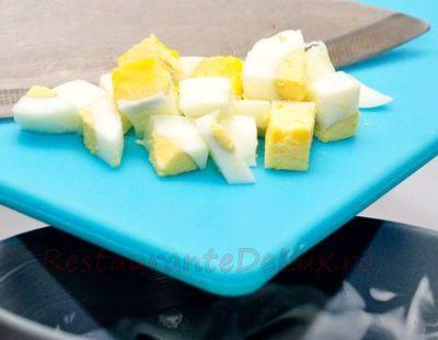 Salata de oua cu telina