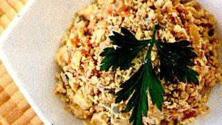 Salata de ton cu fasole