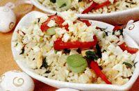 Salata de orez cu marar