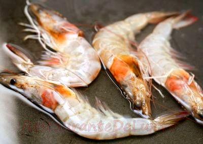 Shrimp with Sweet Jamaican Rice