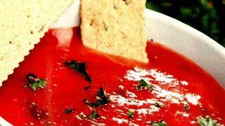 Supa clasica de rosii