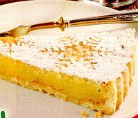 Tarta de branza cu cirese