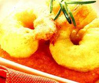 Baked Stuffed Shrimp With Lemon