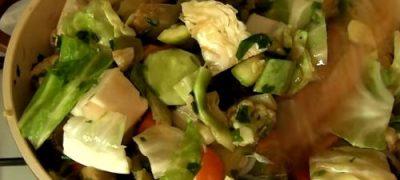 Ghiveci de legume cu masline