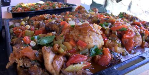 Cum se prepara pui cu Curry