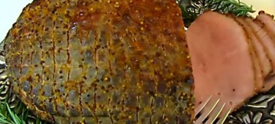 How_to_make_Baked_Ham_with_Apricot_Mustard_Glaze