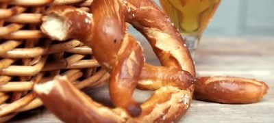 How to make Salty Pretzels