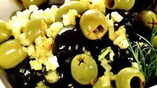 Salata de masline