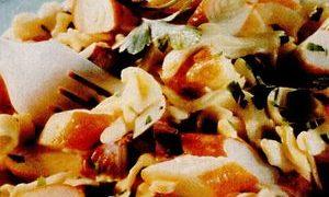 Salata de paste cu busuioc