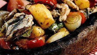 Salata de legume pe gratar