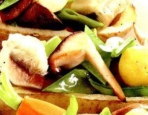 Salata din miezuri de anghinare