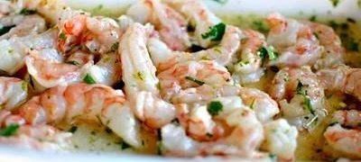 Ritzy Shrimp