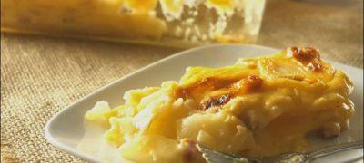 Ciulama de cartofi