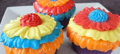 How to make Cinco de Mayo Cupcakes