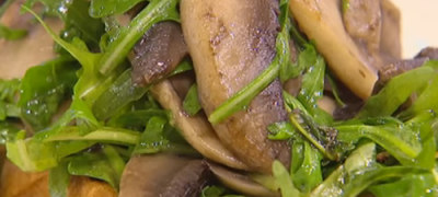 How_to_make_Roasted_garlic_and_tarragon_mushrooms_(VIDEO)