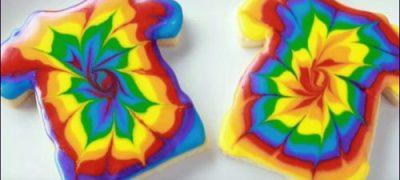 How to make T-Shirt Sugar Cookies