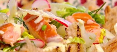 How_to_make_smoked_salmon_and_fennel_salad_(VIDEO)