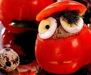Cuib de roşii pe ochiuri romaneşti