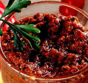Reteta pasta rosie de curry