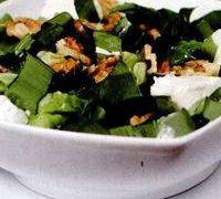 Salată de untişor, fenicul şi avocado